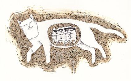 Беременность кошек: общие